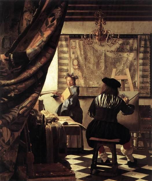 art-painting-vermeer
