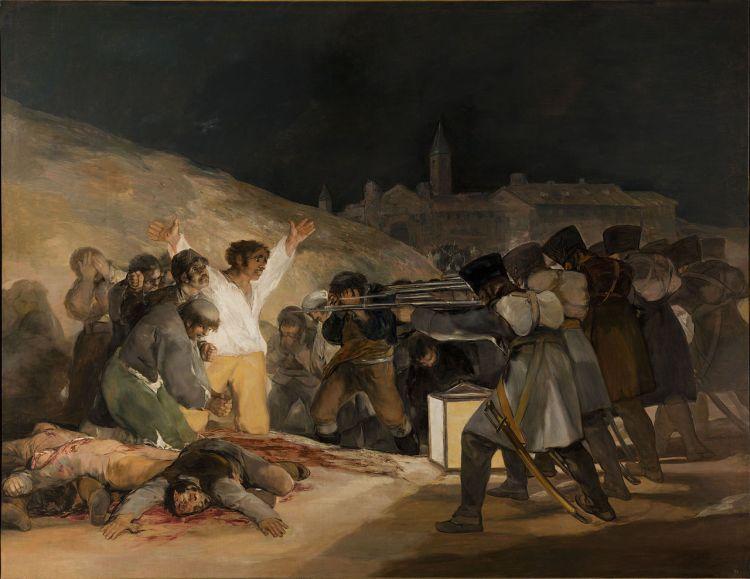 El Tres de Mayo - Goya